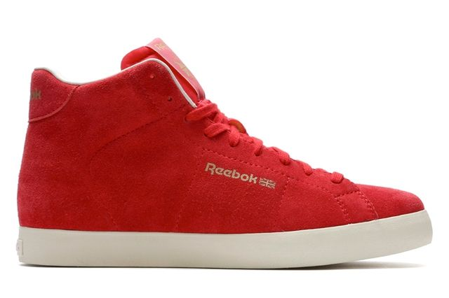 Reebok Classics Reserve The Franchise Hi Red 1