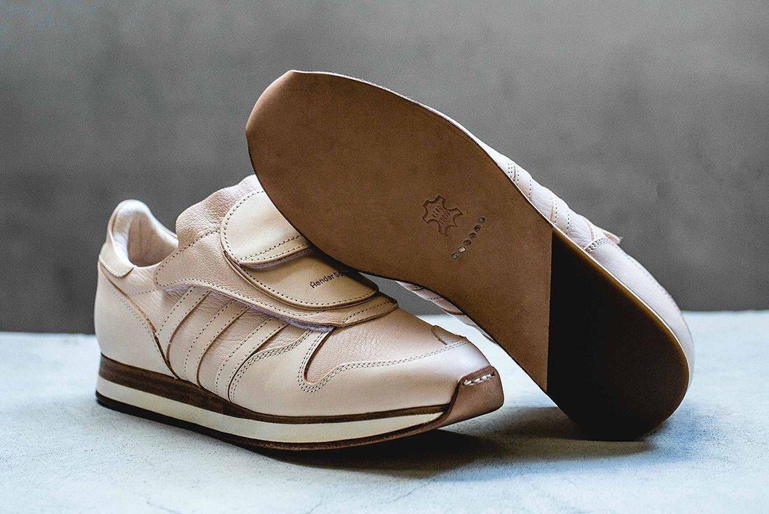 Hender Scheme X Adidas Luxe Leather Pack10