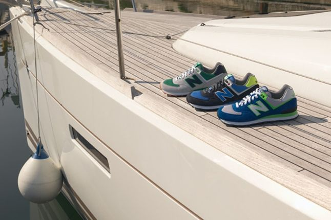 New Balance 574 The Yacht Club Collection Group Shot 1