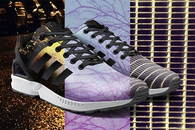 Zx Flux Set To Hit Mi Adidas With Photo Print Option 12