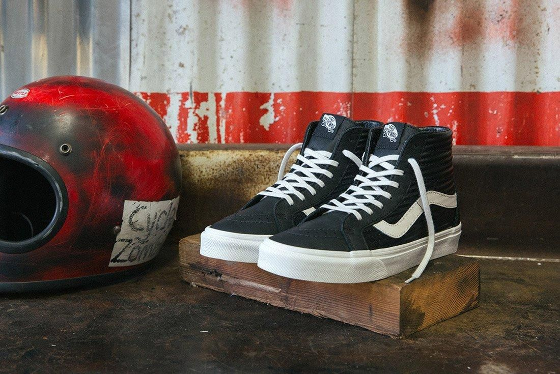 Vans Moto Leather Collection 1