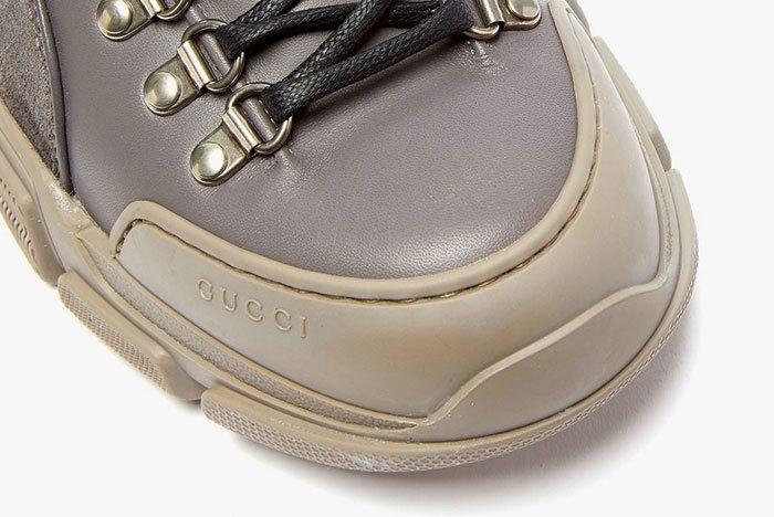 Gucci Flashtrek Boot Grey 4
