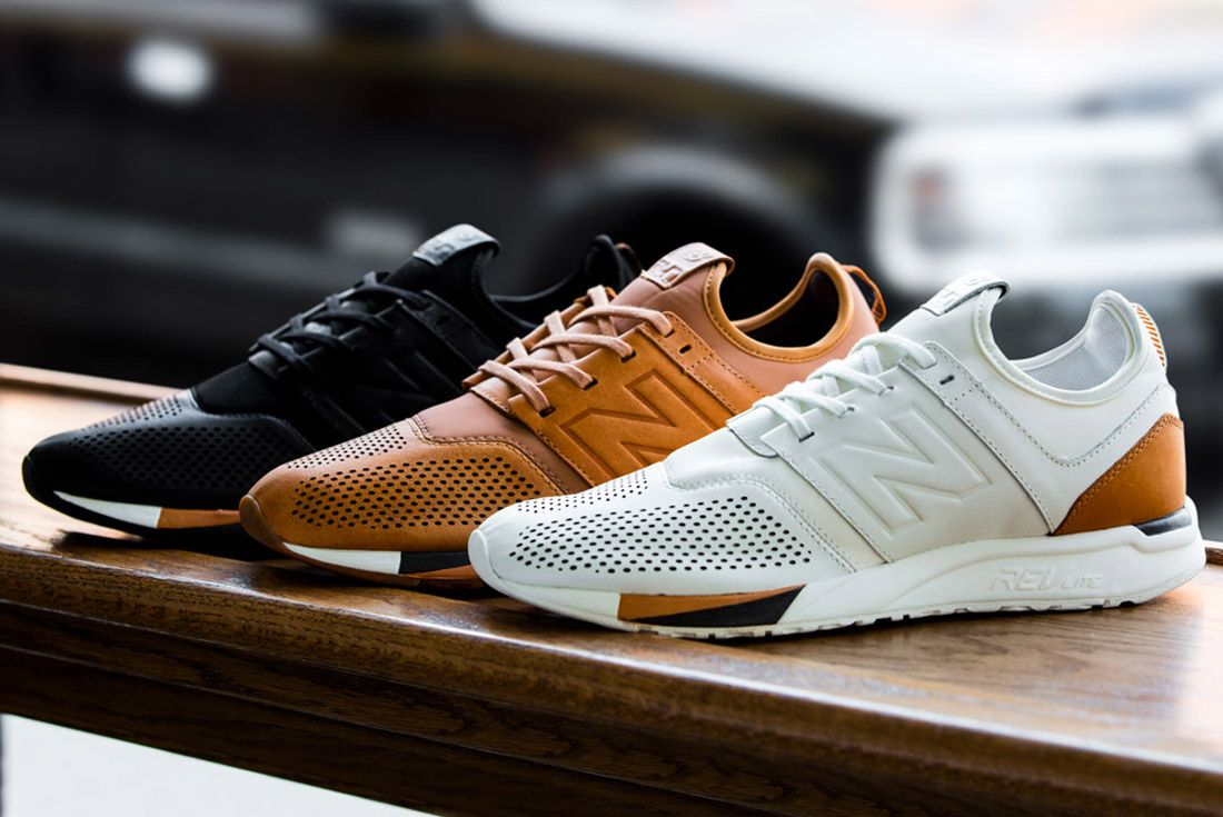 New Balance 247 Lux Pack Leather 1