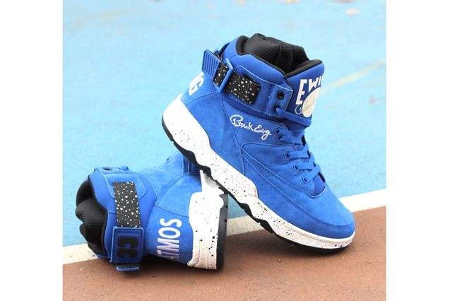 Atmos Ewing Athletics 33 Hi Atmos Blue 1