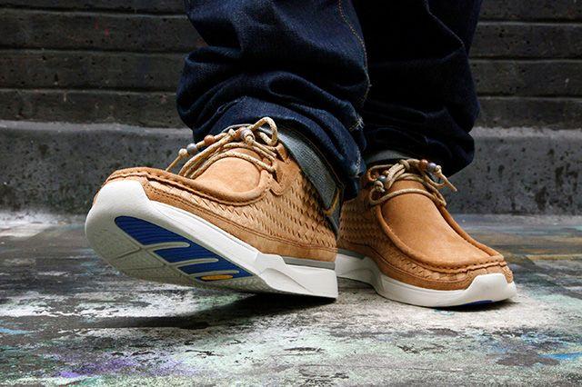 Footpatrol Clarks Sportswear Tawyer Fp Pack 4