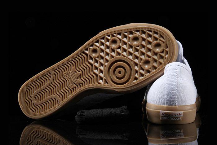 Adidas Matchcourt Rx White Gum 4