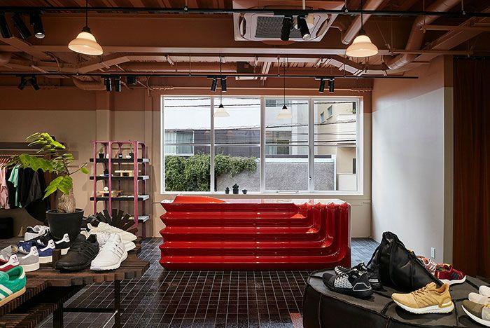 Sneakersnstuff Tokyo Flagship Store Inside5