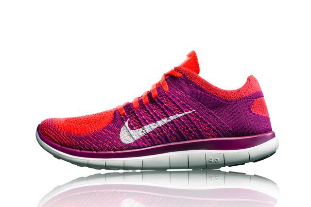 Nike Free 4 Pnk Sideview