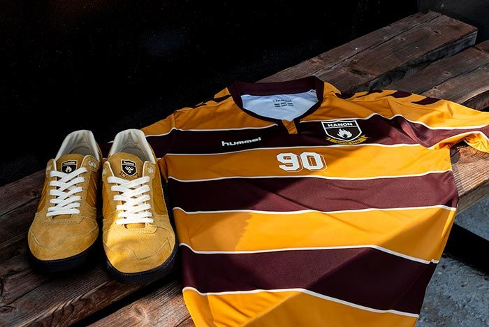 Hannon Hummel Standing Only Pack Release 8