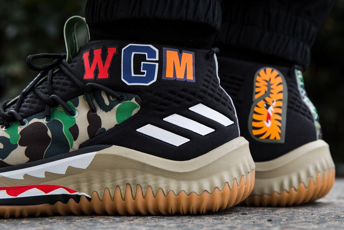 Dame 4s Look On-Foot - Sneaker Freaker