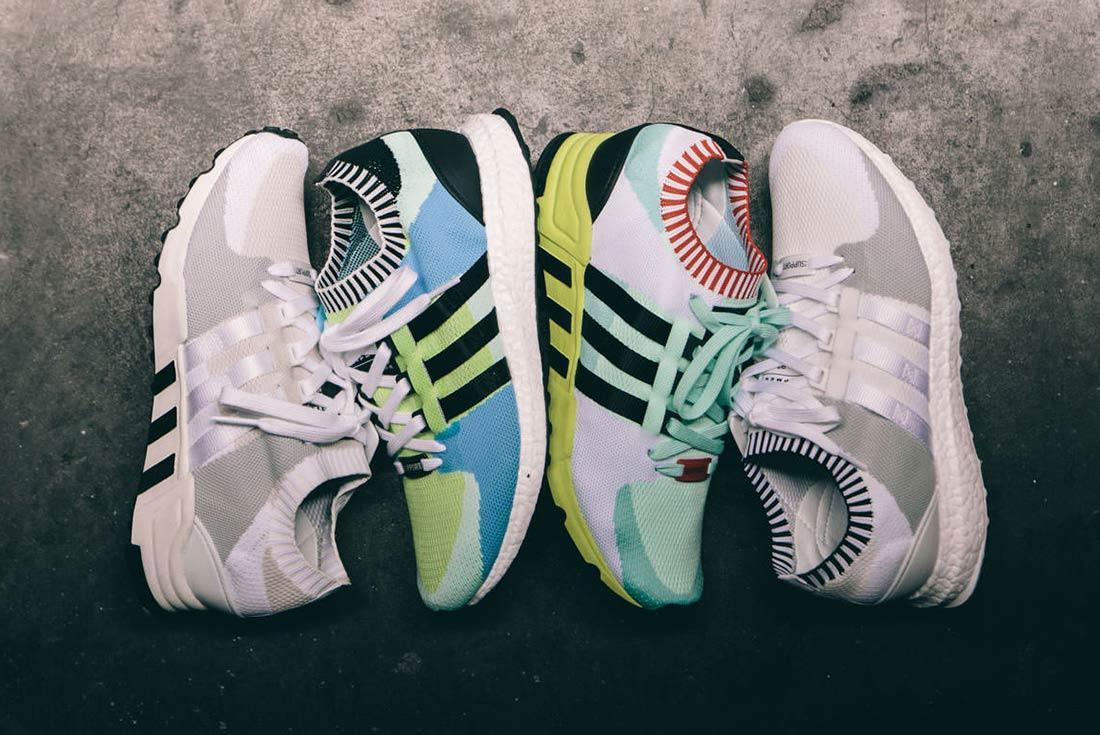 Adidas Eqt Support Primeknit Pack 1