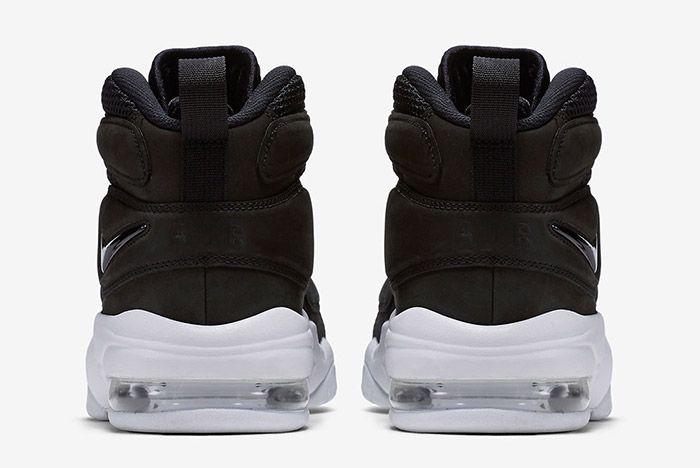 Nike Air Max Uptempo 2 Black White 2