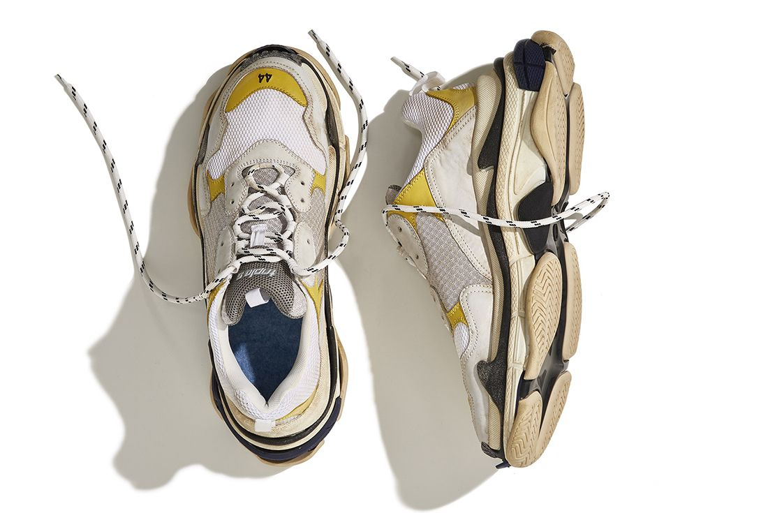 Balenciaga Triple S Release Sneaker Freaker 1