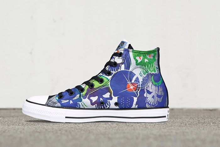 Converse Dc Comics Suicide Squad Chuck Taylor All Star High 4
