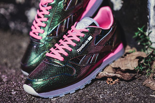 Reebok Classic Leather Limited Edt 9