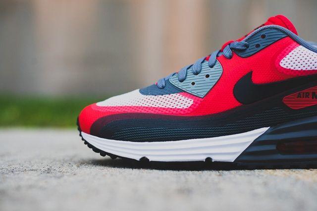 Nike Air Max 90 Lunar University Red 3