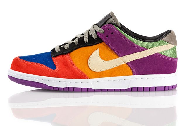 Nike Dunk Low Viotech Side 1