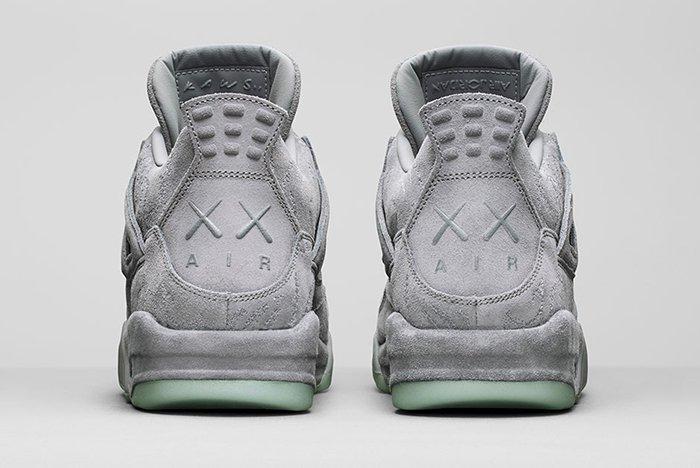 Kaws X Air Jordan 4 Official Details Announced6
