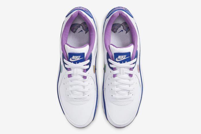 Nike Air Max 90 Easter Blue Top