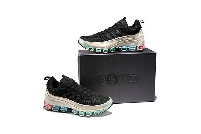 Adidas Microbounce T1 Fw9785 Black Box