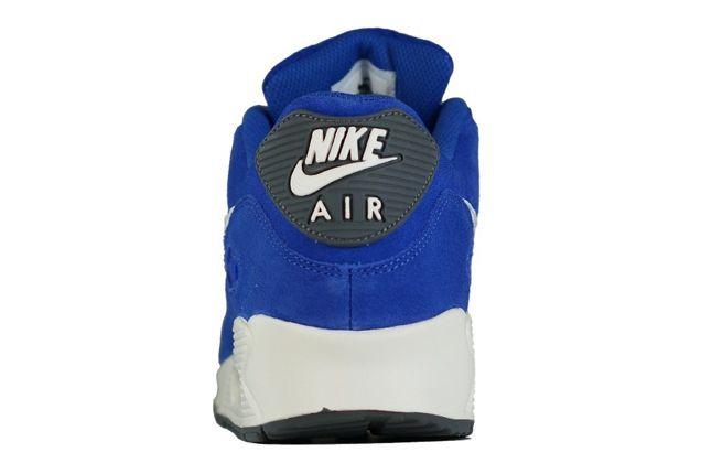 Nike Am90 Royal Blue Heel Profile 1