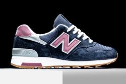 Th New Balance 1400 Carbon Blue 1