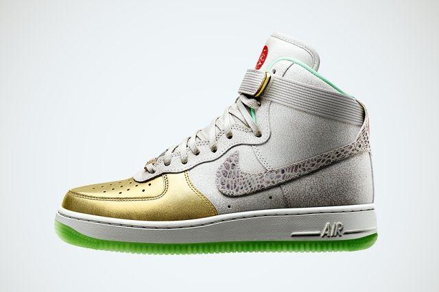 Nike Air Force 1 Profile