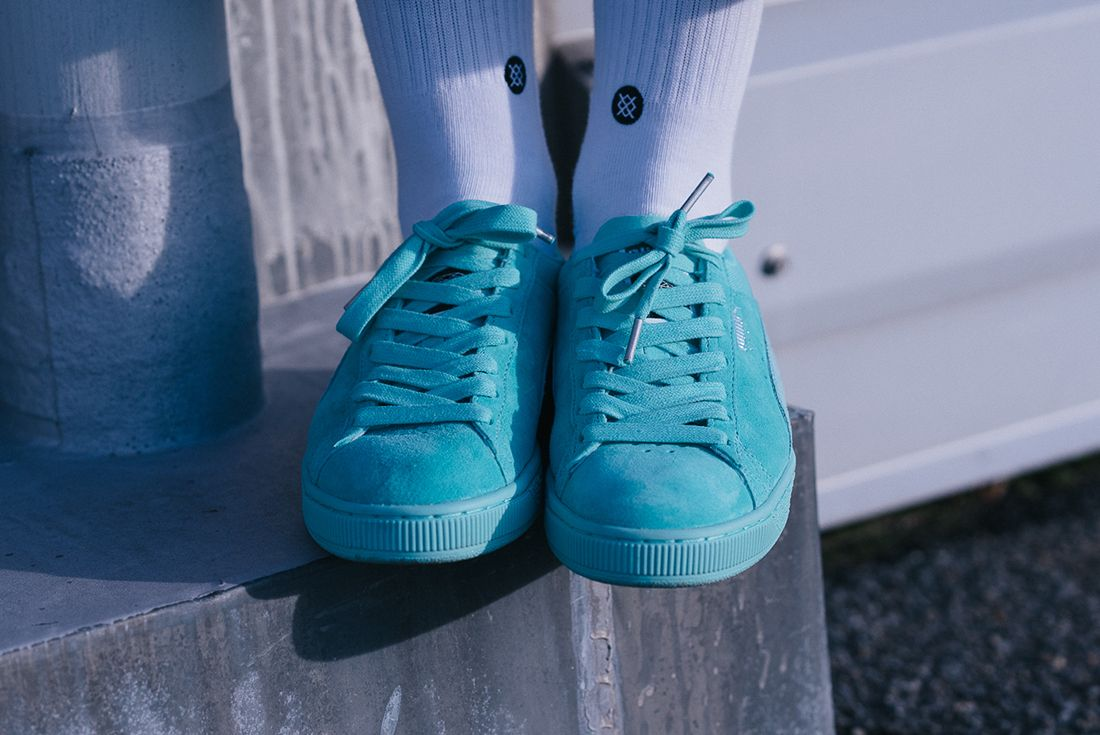 Diamond Supply Co X Puma Classic Suede Collection28