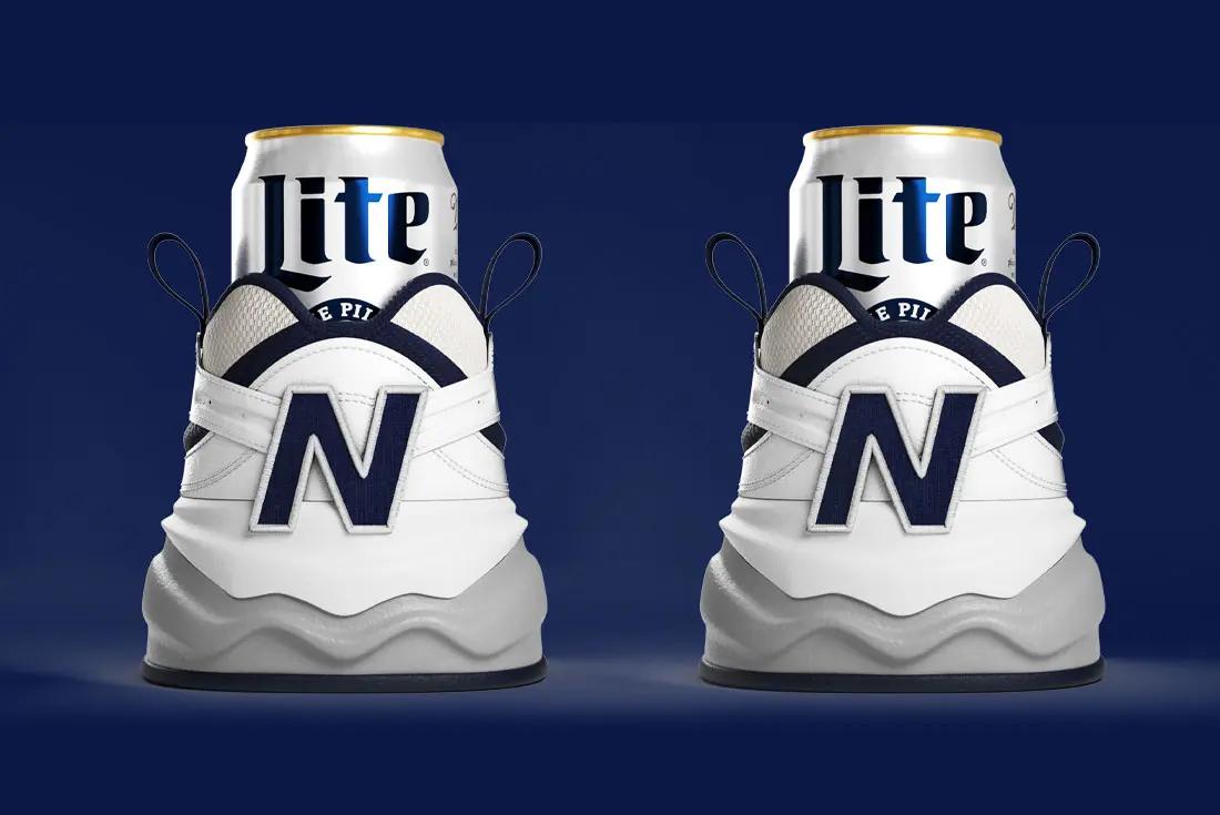 New Balance Shoezie