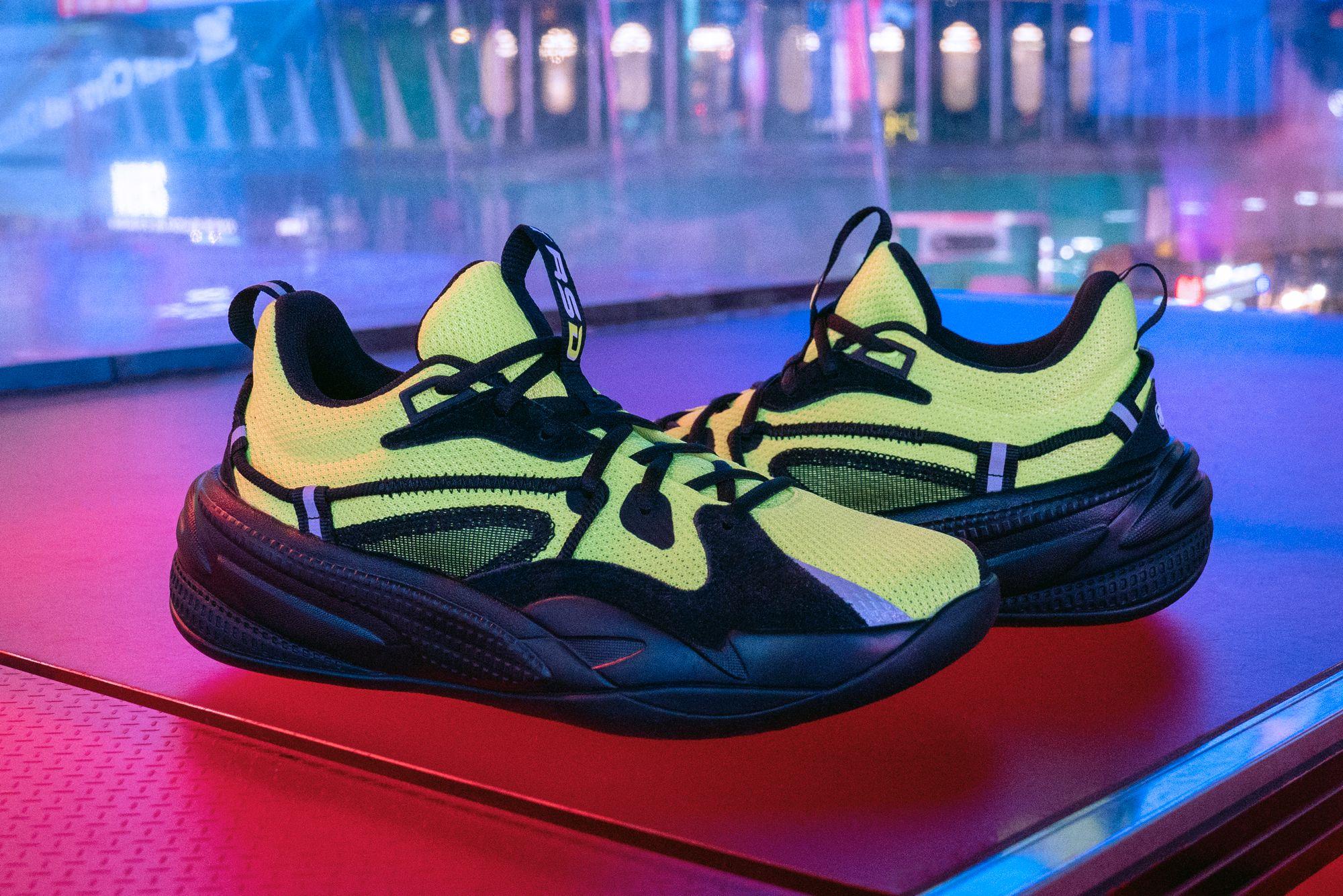 J. Cole x PUMA RS-Dreamer 'Lime Green'