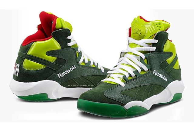 Reebok Shaq Attaq Ghost Of Christmas Present 5