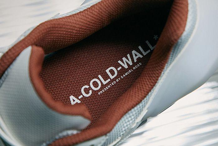 A Cold Wall Nike Zoom Vomero 5 Sail Black 3