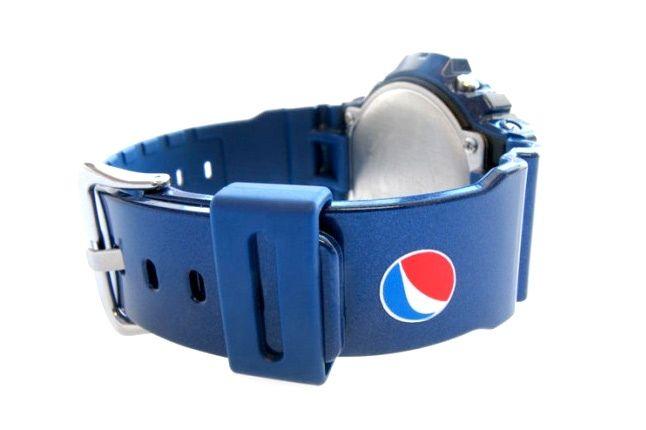 Pepsi Gshock Halliburton 4 1