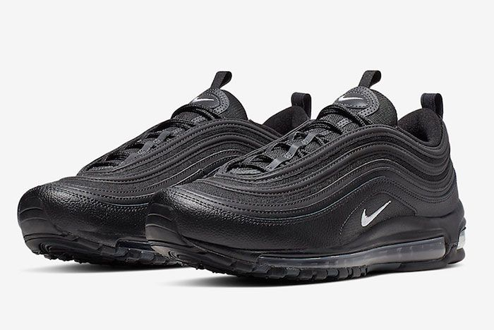 Nike Air Max 97 Black White Anthracite 921826 015 Release Date 4