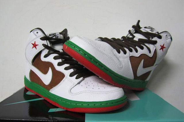 Nike Sb Dunk High Cali 4