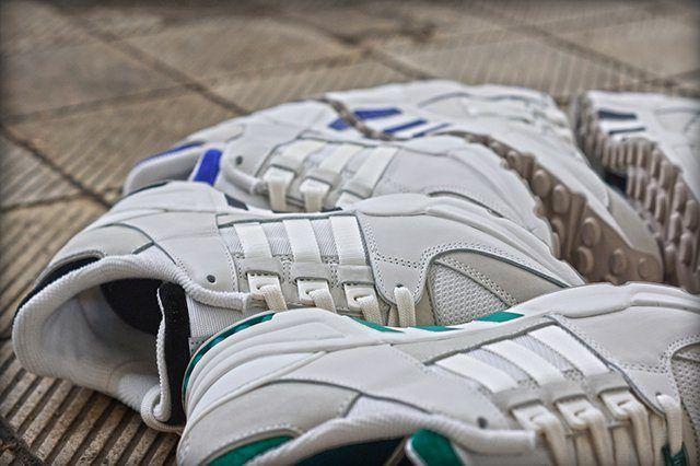 Adidas Originals Eqt Running Support 93 White Pack 5
