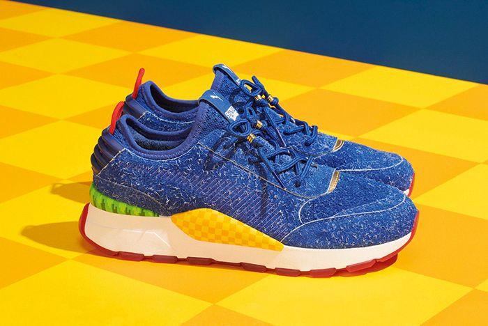 Puma Sega Rs 0 Sonic And Dr Eggman Release Date Price 03 Sneaker Freaker