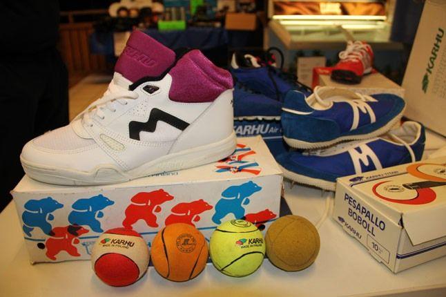 Vintage Sneakers Scandinavia 45 1