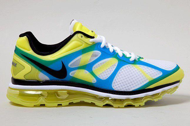 Nike Air Max 2012 Volt 1