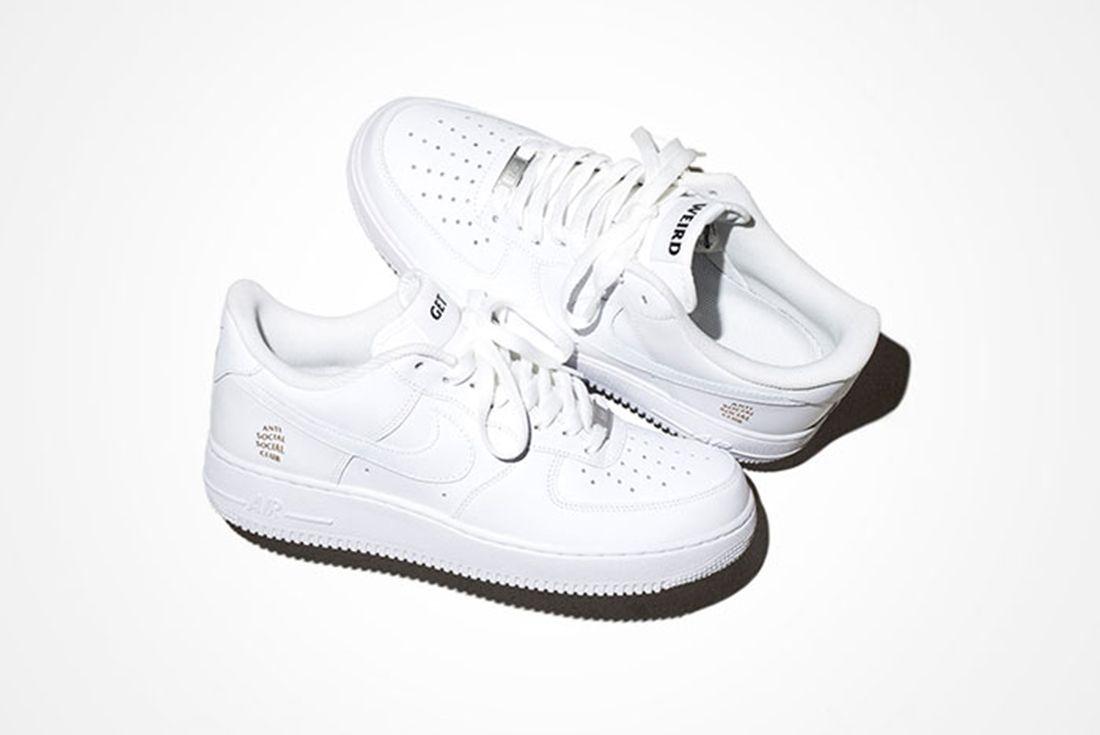 Anti Social Social Club X Nike Air Force 1 5