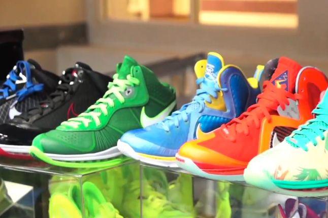 Sneaker Con Atl 2013 Lebrons 1