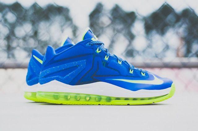 Nike Lebron 11 Low Sprite 7