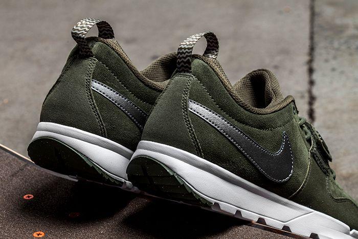 Nike Sb Trainerendor Green 2