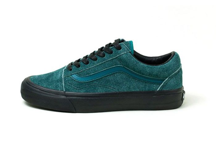 Maiden Noir X Vans Brushed Suede Pack