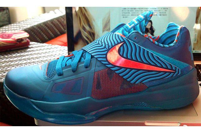 Nike Zoom Kd Iv China Year Of The Dragon 4 1