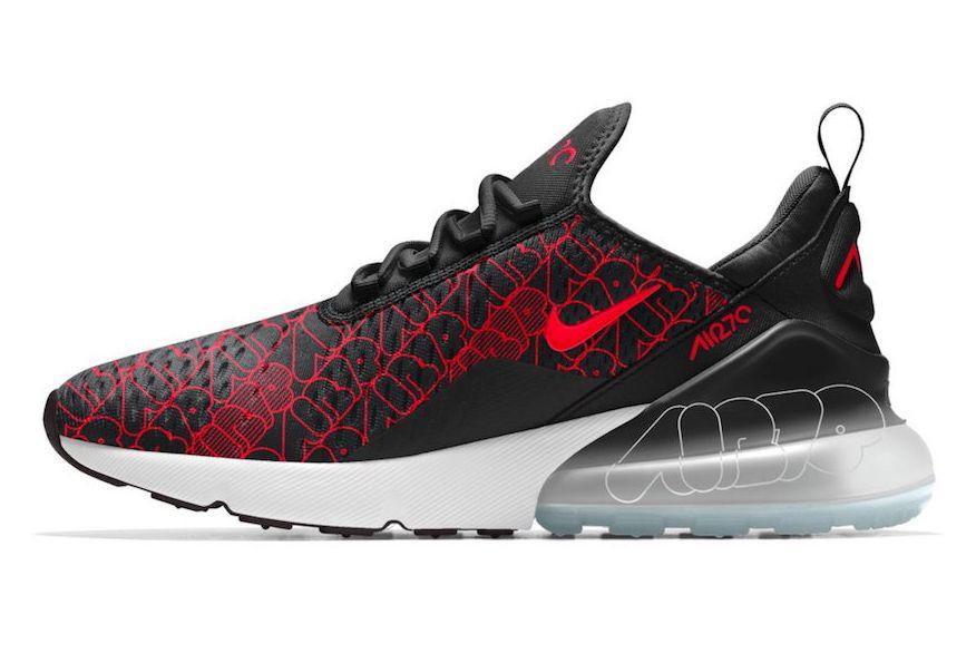 Nikei D Air Max 270 Sneaker Freaker