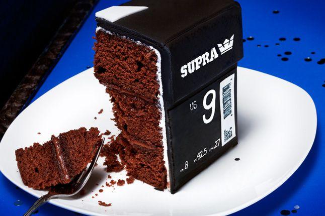 Supra Sneaker Freaker Owen Blueballs 10 Years Piece Of Cake 1