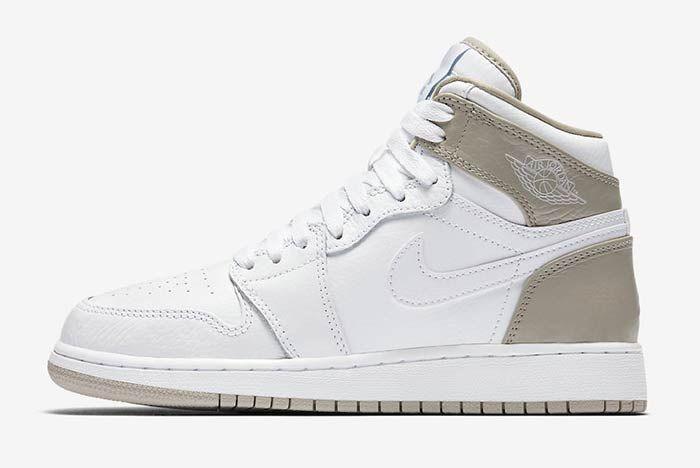 Air Jordan 1 High Gs Linen 2
