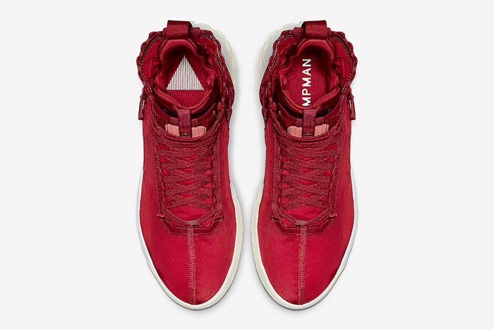 Jordan Proto React Red White Top