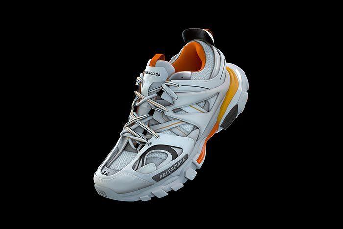 Balenciaga Track Sneaker Release 1